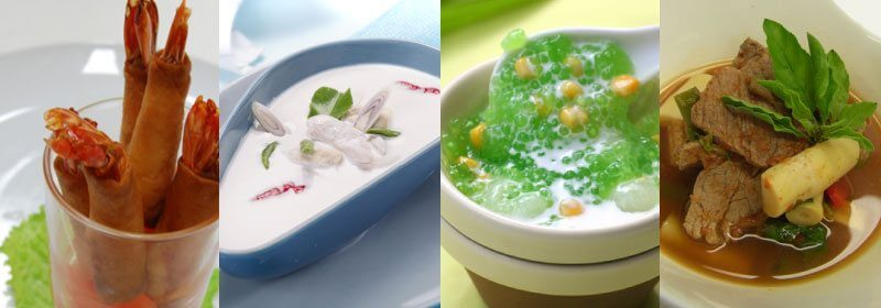 「タイ料理基本コース」